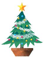 クリスマスツリー (150x200)