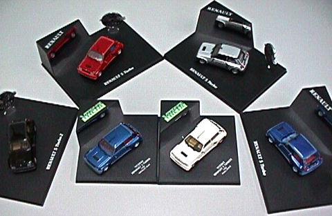 ルノー5 Turboが6つも…