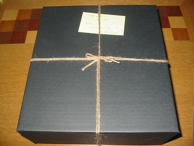 ラーメン丼の箱